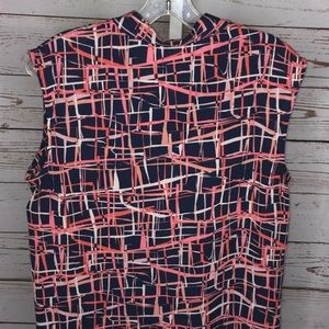Halogen Tops - Halogen sleeveless blouse size M